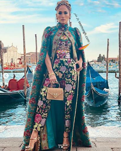 عکس های جنیفر لوپز Jennifer Lopez در مراسم دولچه اند گابانا Dolce&Gabbana - عکس شماره 8