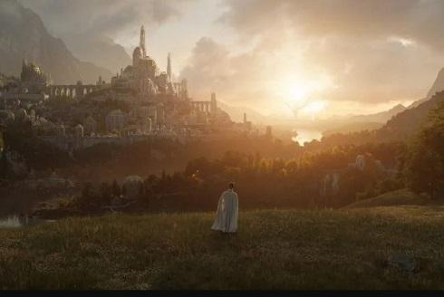 سریال ارباب حلقه ها The Lord of the Rings