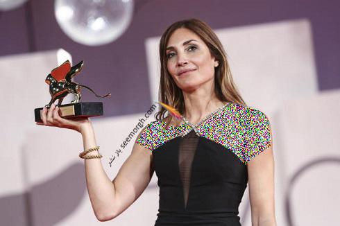 آندری دیوان برنده شیر طلای یهترین فیلم جشنواره ونیز 2021