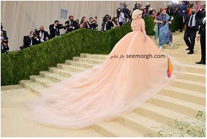 مدل لباس در مت گالا 2021 Met Gala بیلی ایریش Billie Eilish