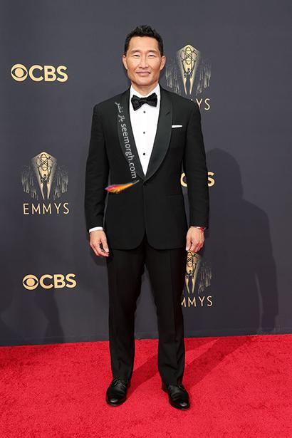 بهترین مدل کت و شلوار در جوایز امیز 2021 Emmy - دنیل دا کیم Daniel Dae Kim