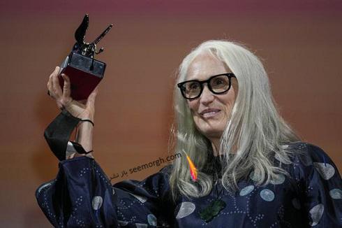 جین کمپیون بهترین کارگردان جشنواره ونیز 2021
