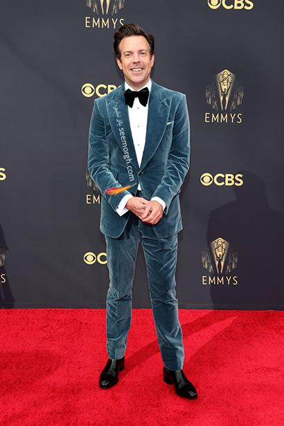 بهترین مدل کت و شلوار در جوایز امیز 2021 Emmy - جیسون سودیکیس Jason Sudeikis