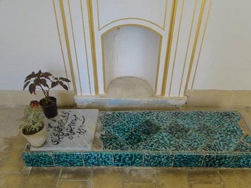 مقبره سردار مریم بختیاری در اصفهان