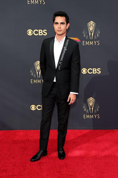 بهترین مدل کت و شلوار در جوایز امیز 2021 Emmy - مکس مینگلا Max Minghella