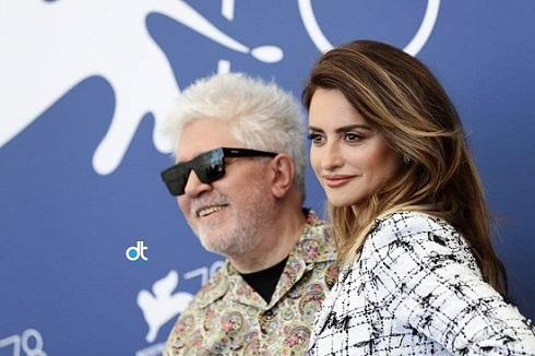 پنه لوپه کروز و پدرو آلمادوار در جشنواره ونیز 2021