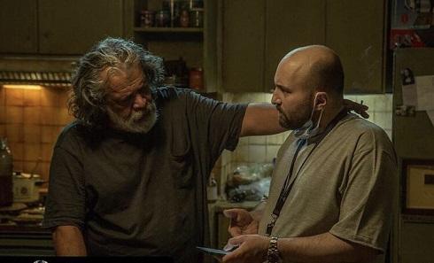 حسن پورشیرازی در فیلم سینمایی پیر پسر
