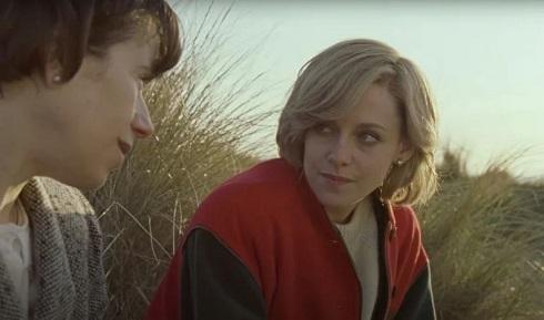 کریستن استوارت در نقش پرنسس دایانا در فیلم Spencer