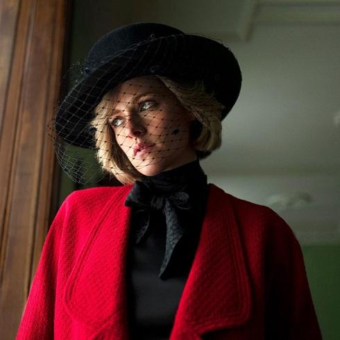 کریستین استوارت در فیلم Spencer