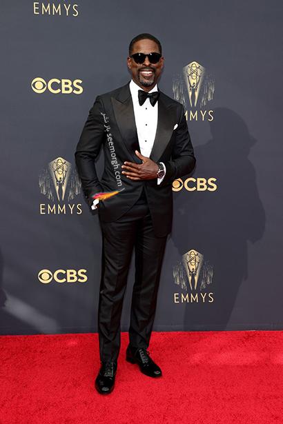 بهترین مدل کت و شلوار در جوایز امیز 2021 Emmy - استرلینگ کی براون Sterling K. Brown