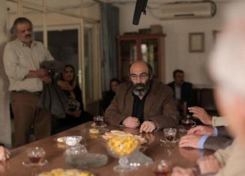 محسن تنابنده در فیلم قهرمان