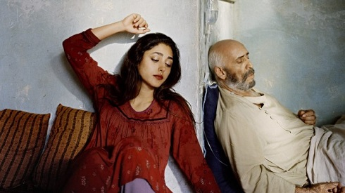 گلشیفته فراهانی در فیلم سنگ صبور