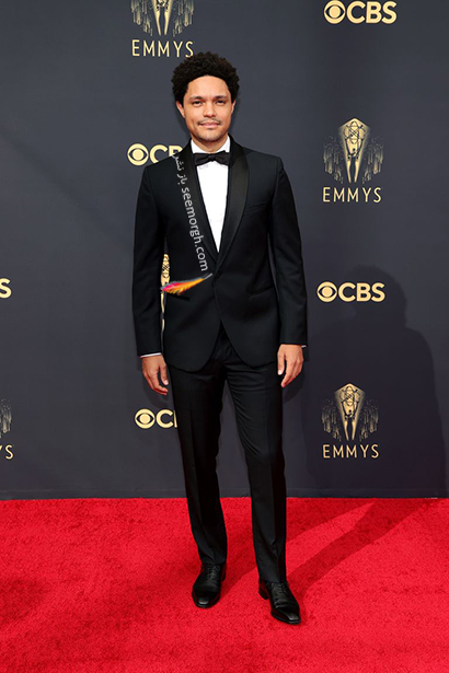 بهترین مدل کت و شلوار در جوایز امیز 2021 Emmy - ترور نوآ Trevor Noah