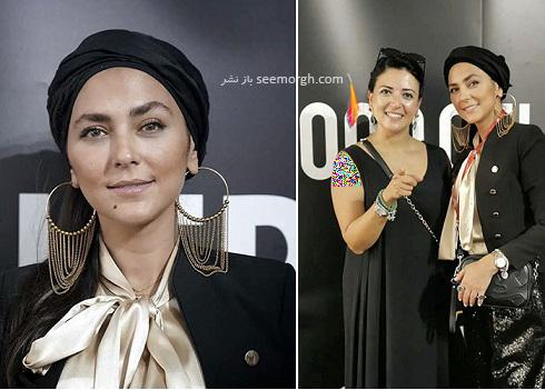 هدی زین العابدین در جشنواره فیلم ونیز 2021