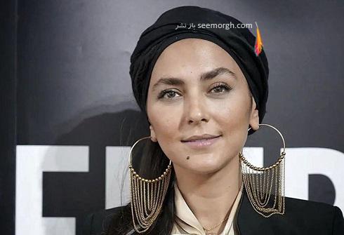 هدی زین العابدین در جشنواره فیلم ونیز 2021 Venice