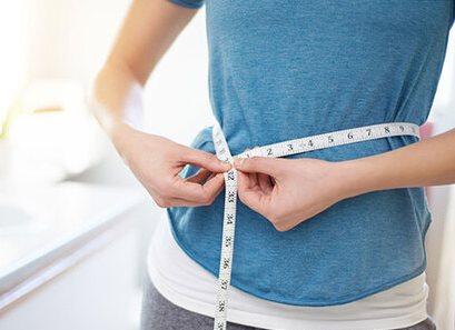کوچک کردن شکم با روش های ساده