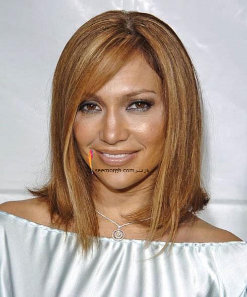 بهترین مدل مو جنیفر لوپز Jennifer Lopez - عکس شماره 3