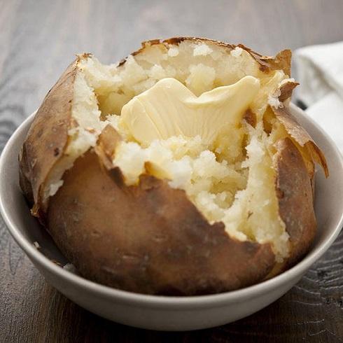 کاهش فشار خون با خوردن سیب زمینی