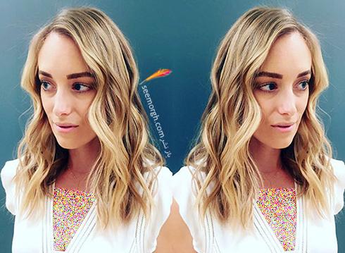 مدل مو زنانه برای صورت گرد - مدل مو شماره 11