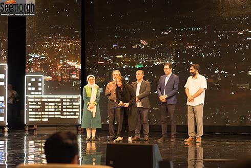 مستانه مهاجر برنده جایزه بهترین فیلم کوتاه در جشنواره فیلم شهر
