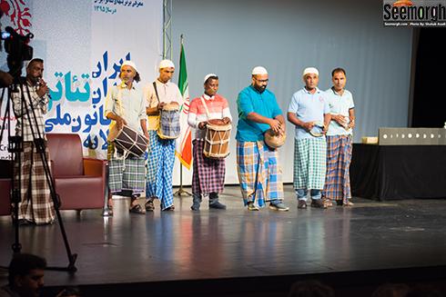 پانزدهمین جشن سالانه کانون ملی منتقدان تئاتر ایران