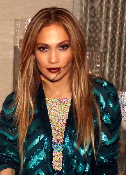 بهترین مدل مو جنیفر لوپز Jennifer Lopez - عکس شماره 7