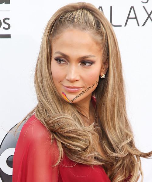 بهترین مدل مو جنیفر لوپز Jennifer Lopez - عکس شماره 2