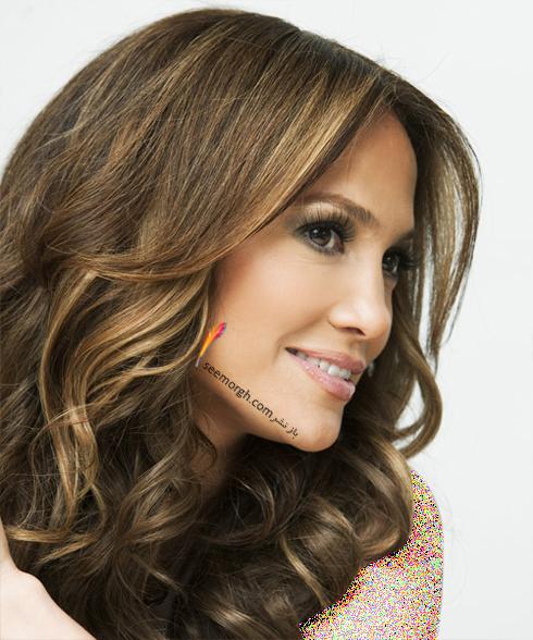 بهترین مدل مو جنیفر لوپز Jennifer Lopez - عکس شماره 4