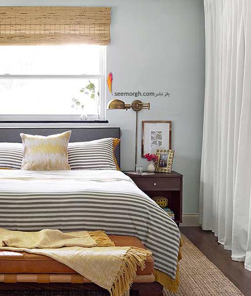 تخت خواب را متناسب با فضای اتاق خواب تان انتخاب کنید