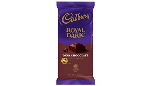 شکلات تلخ رویال کدبری