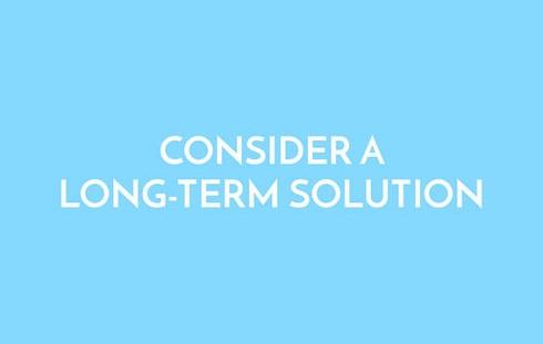 یک راه حل طولانی مدت را برای مصرف لوبریکانت در نظر بگیرید
