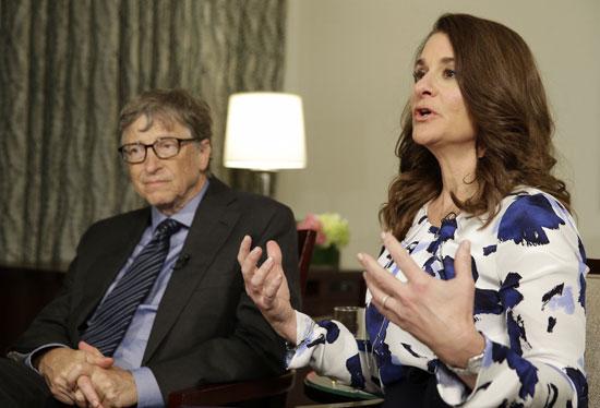 بیل گیتس: ثروتم را به خیریه خواهم داد