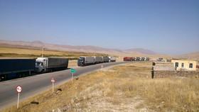 آخرین وضعیت مرز بازرگان بعد از حمله به کامیون ایرانی