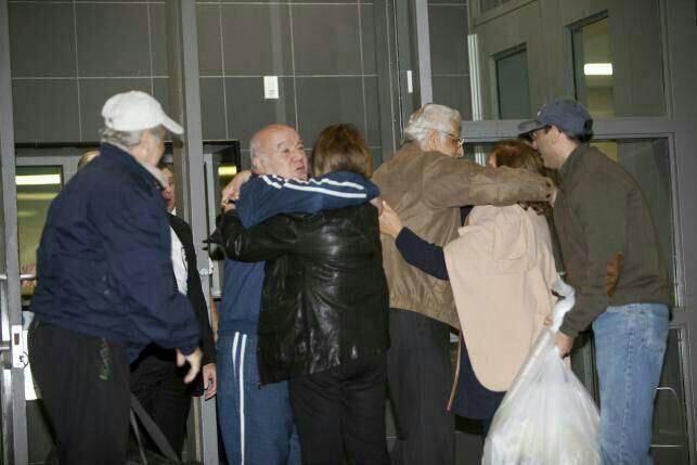 آزادی ایرانی هایی که در آمریکا زندانی بودند+ عکس