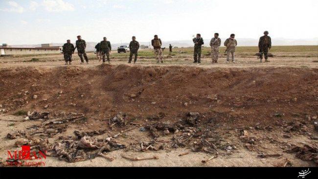 کشف یک گور دستهجمعی در مناطق مرزی ایران و عراق