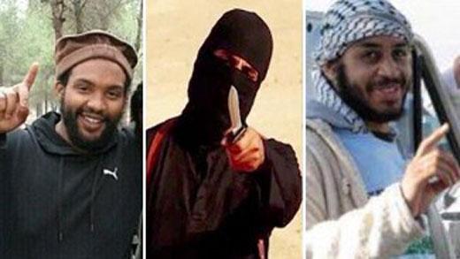 هوادار فوتبال در لندن جلاد داعش شد + عکس