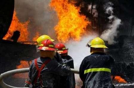 حریق ساختمان درمشهد با 2 کشته و 20 زخمی