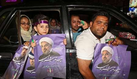 شور و هیجان پایتخت نشینان درشب آخر تبلیغات