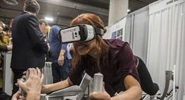 بدنسازی و ورزش با استفاده از واقعیت مجازی