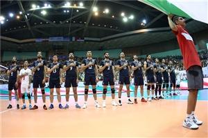 درخشش والیبال ایران در 8 رویداد سال 2017 آسیا