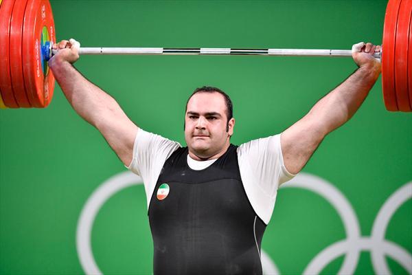 تبلیغ ماریجوانا با عکس قهرمان المپیکی ایران!
