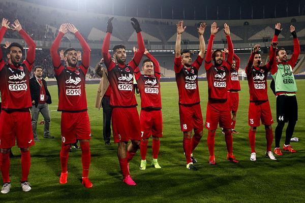 آمار فوقالعاده پرسپولیس در لیگ برتر