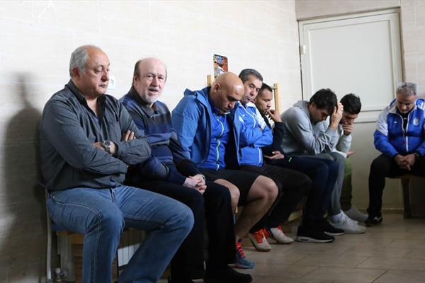 خطر اعتصاب دوباره بازیکنان استقلال
