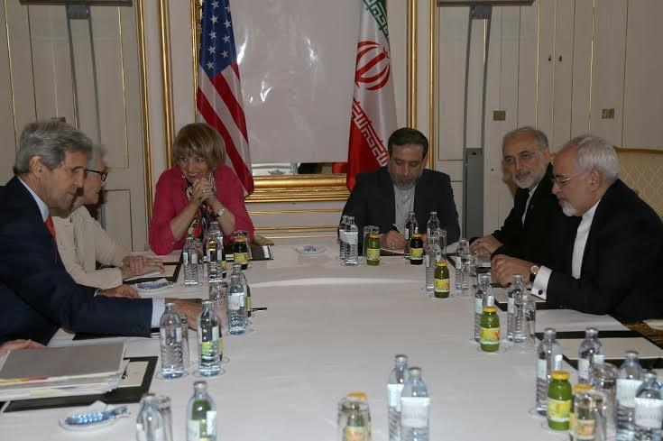 گزارش تصویری از مذاکرات ایران و آمریکا