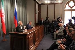 خبرنگاران از لاوروف و ظریف چه سوالهایی پرسیدند؟