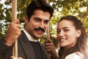 عکسهای بازیگران ترکی با همسرانشان