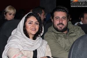 عکس های جدید بازیگران و همسران شان در اکران فیلم خانه ای در خیابان چهل و یکم