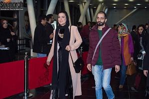 بازیگران فیلم ایتالیاایتالیا در پردیس ملت در ششمین روز جشنواره فجر35