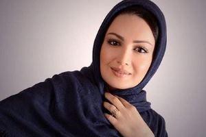 شیلا خداداد با رنگ رژش موضع انتخاباتی اش را اعلام کرد!