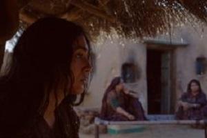 عکس های گلشیفته فراهانی در فیلم جدیدش آواز عقرب ها